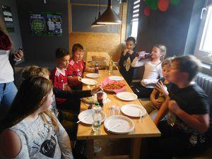 Kindergeburtstag Lasertag ab 10 Jahren